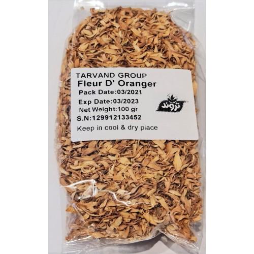 Fleur d'oranger 100 Gr
