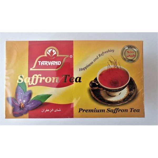 Thé au safran