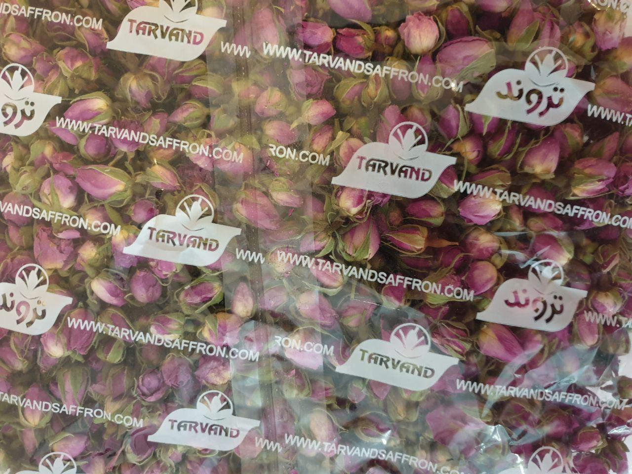 Rose d'Ispahan très parfumée 500 Gr
