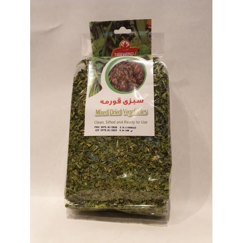 Mélange d'herbes (Ghormeh - sabzi) 100 Gr