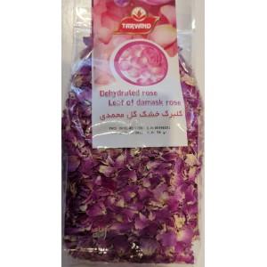 Pétales de rose séchées 50 Gr